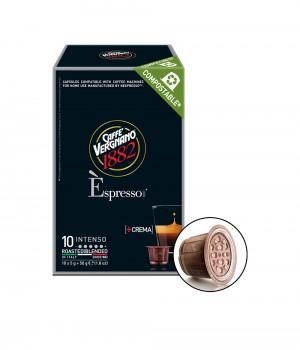 CAFFE VERGNANO - Espresso Intenso Capsule 5MLX10Caps