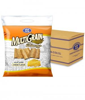 MULTIGRAIN (CHEESE) 18GmX100Pcs