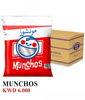 MUNCHOS 18GmX100Pcs